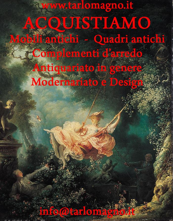 Valutazione mobili antichi antiquariato quadri antichi dipinti antichi